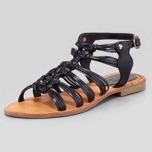 Seychelles Ramblin' Ways Gladiator Sandals leather